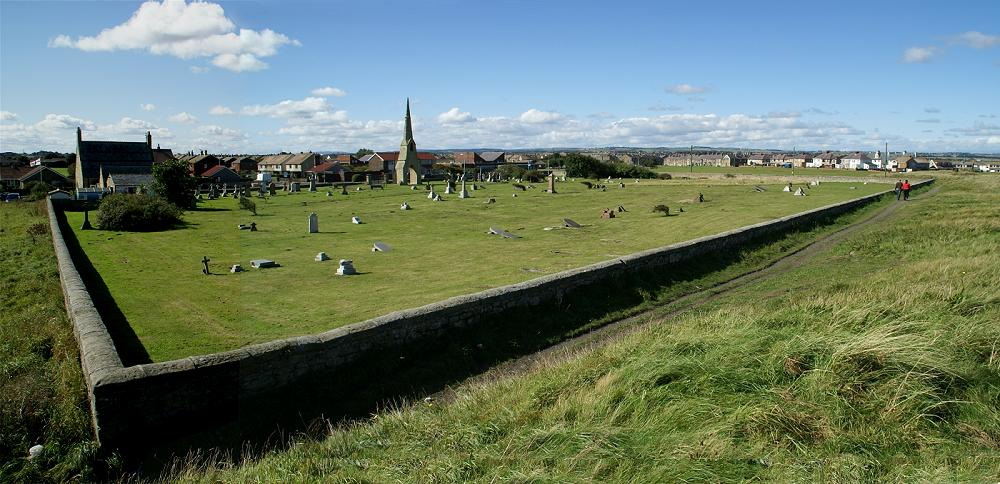 Amble East Cemetery