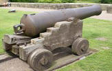 Cannon of the Northumberland Volunteer Artillery