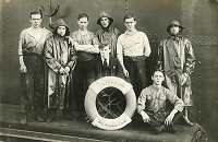 Crew of the SS Togston